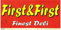 First & First Finest Deli Menu