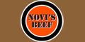 Novi's Beef Menu
