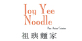 Joy Yee Noodle menu and coupons