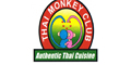 Thai Monkey Club menu and coupons