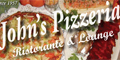 John's Pizzeria Ristorante and Lounge menu and coupons