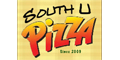 South U Pizza Menu