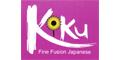 Kiku Fine Fusion Japanese Menu