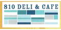 810 Deli & Cafe Menu