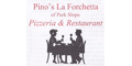 Pinos La Forchetta Pizzeria menu and coupons