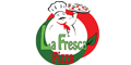 Pizza La Fresca Menu