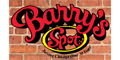 Barry's Spot Pizza menu and coupons