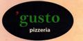 Gusto Pizza Menu