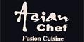 Asian Chef Fusion Cuisine Menu