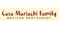 Casa Mariachi menu and coupons