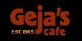 Geja's Cafe Menu