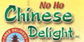 Chinese Delight menu and coupons