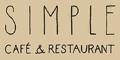 Simple Cafe & Restaurant Menu