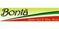 Bonta Italian Restaurant and Pizzeria Menu
