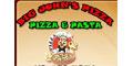 Big John's Pizza Menu