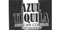 Azul Tequila Menu