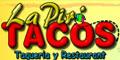 La Piri Tacos Menu