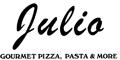 Julio's Gourmet Pizza Menu