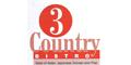 3 Country Bistro Menu