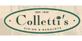 Colletti's menu and coupons