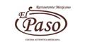 El Paso Mexican Restaurant Menu