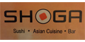 Shoga Sushi Oyster Bar Menu