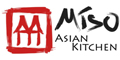 Miso Asian Kitchen menu and coupons