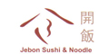 Jebon Sushi & Noodle Menu