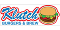 Klutch Burgers & Brew menu and coupons