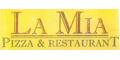 La Mia Pizza & Restaurant Menu