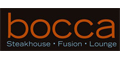 Bocca Steakhouse menu and coupons