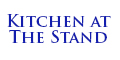 Kitchen at the Stand Menu