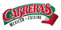 Cabrera's Restaurant menu and coupons
