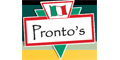 Pronto's Pizzeria menu and coupons