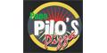 Papa Pilo's Pizza Menu