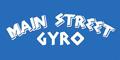 Main Street Gyro Menu