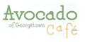 Avocado Cafe Menu