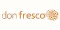 Don Fresco Menu