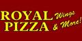 Royal Pizza Menu