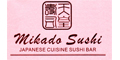 Mikado Sushi menu and coupons