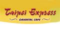Taipei Express Menu