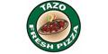 Tazo Pizza Menu
