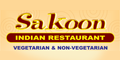 Sakoon Indian Restaurant Menu