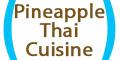 Pineapple Thai Cuisine Menu
