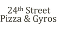 24th Street Pizza & Gyros menu and coupons