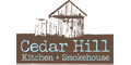 Cedar Hill Kitchen & Smokehouse menu and coupons