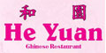 He Yuan menu and coupons