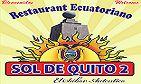 Sol De Quito II Menu