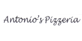 Antonio's Pizzeria  Menu