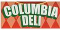 Columbia Deli Menu